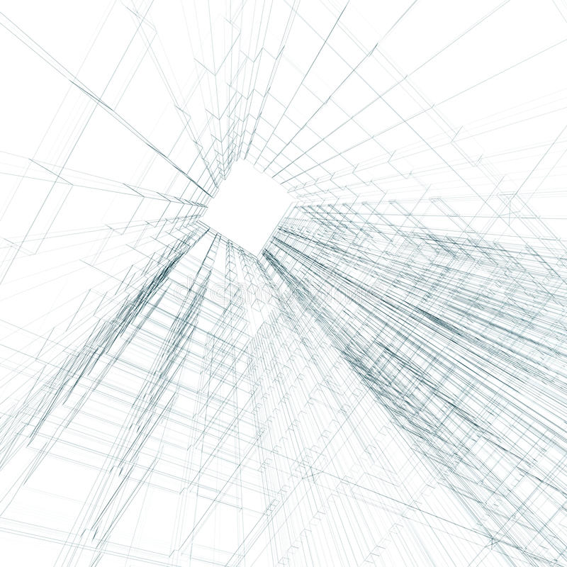 Lichtpausekonzept vektor abbildung