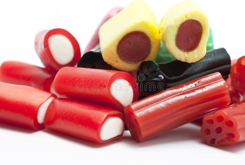 Licorice Stock Image