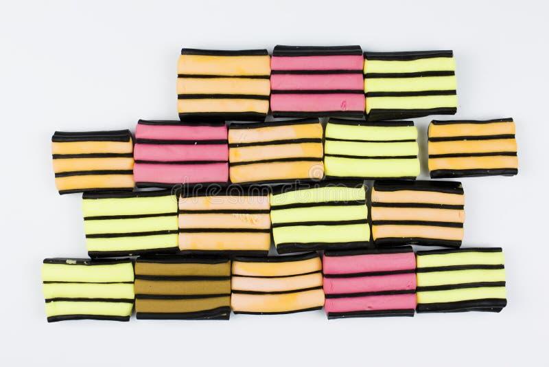 Licorice stock images