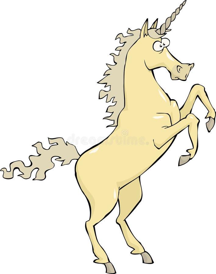 Licorne illustration de vecteur