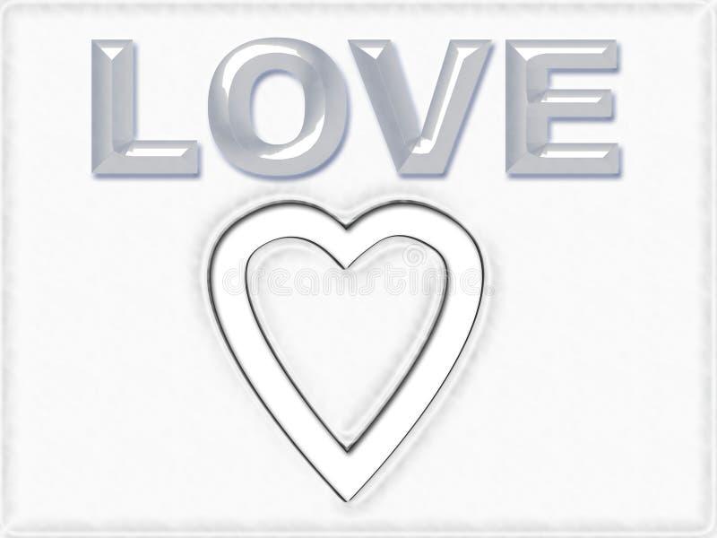 Liebe lizenzfreie abbildung