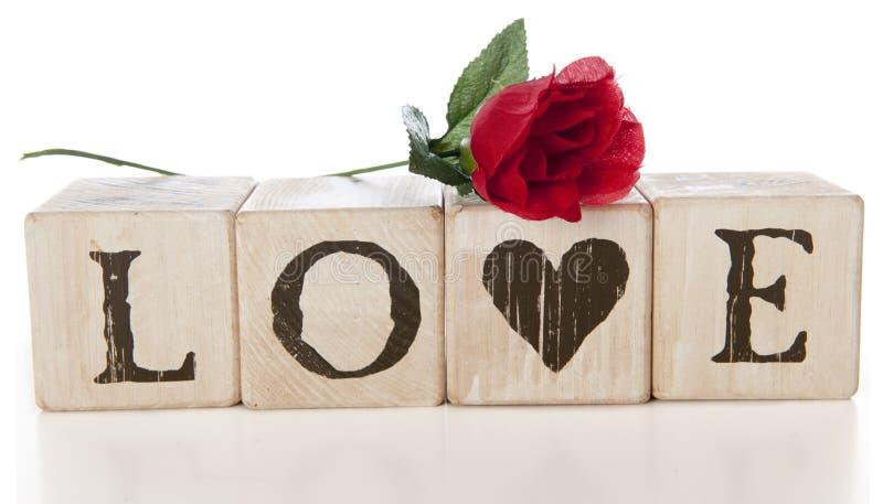 Liebe! stockbilder