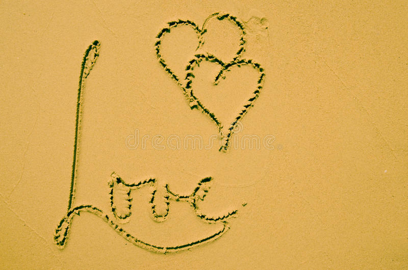 Liebe stockbild