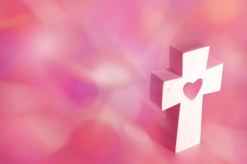 Liebe des Gottes stock abbildung