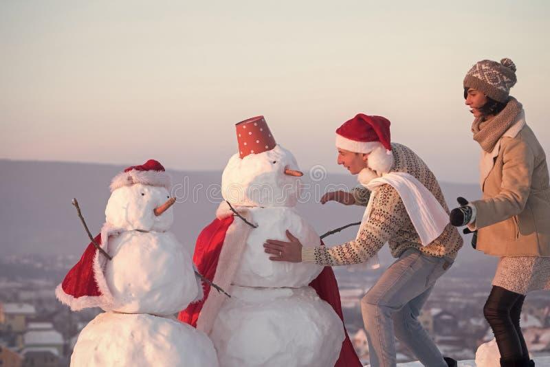 Liebe und Romantik, Weihnachten stockfotografie