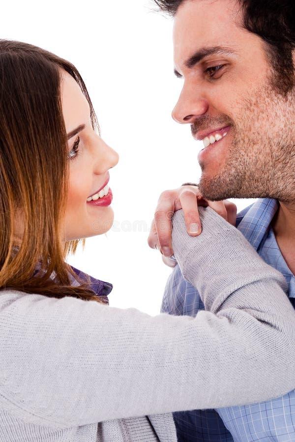 Lieben Sie Paare lizenzfreie stockbilder