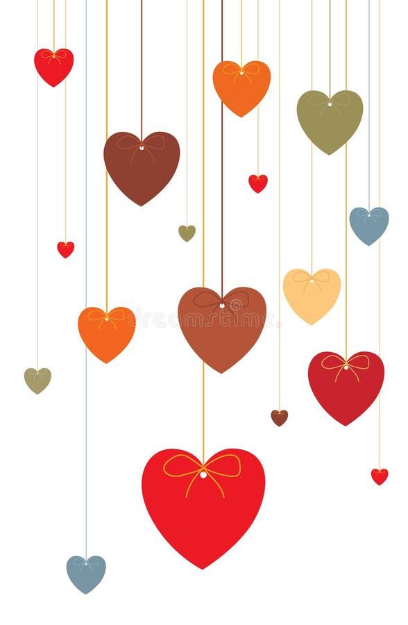 Liebes-Dekor vektor abbildung
