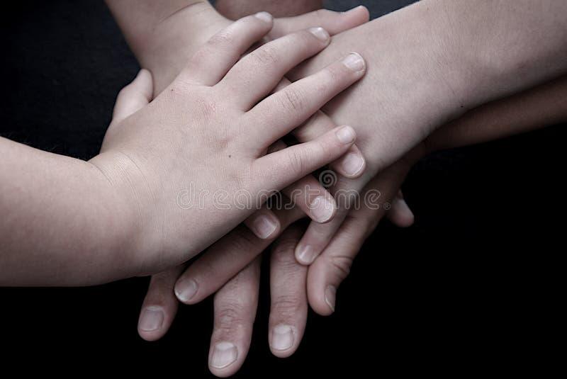 Liebes-Hände stockbild