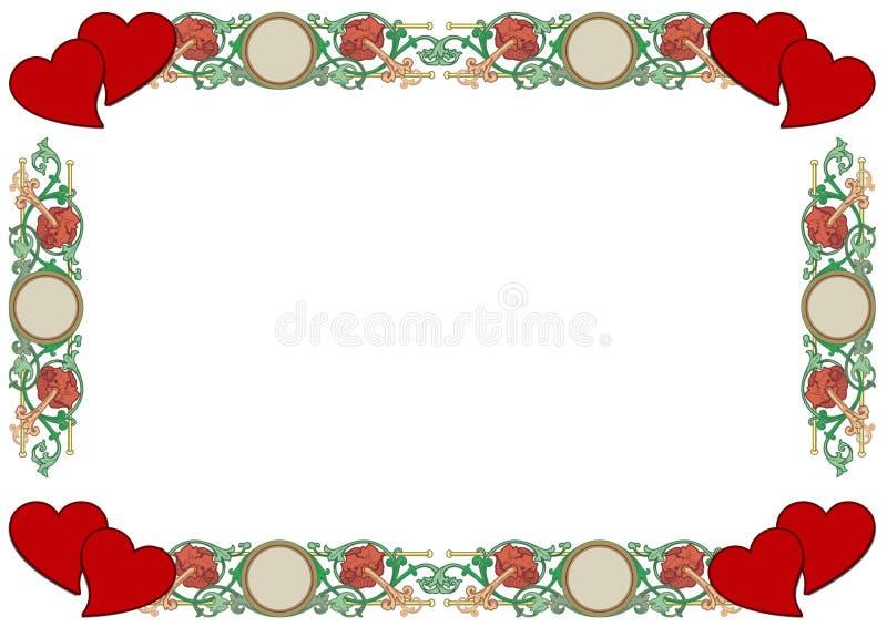 Liebes-Rand lizenzfreie stockbilder
