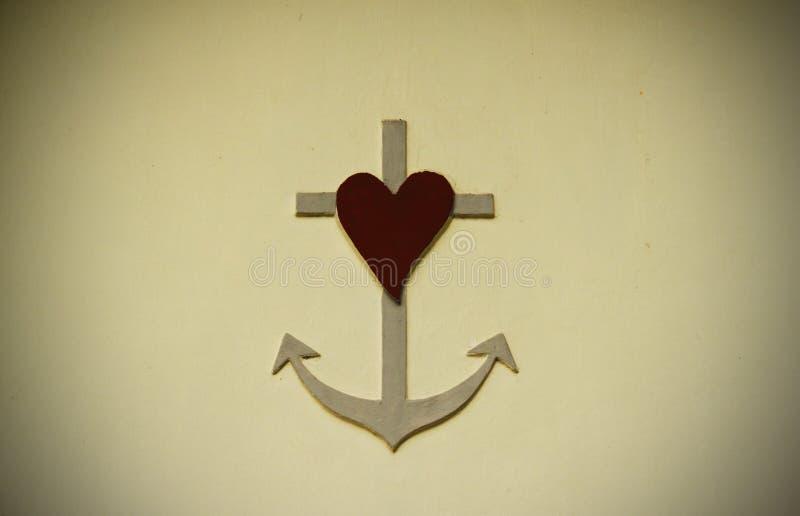 Anker bedeutung symbol herz Herz, Anker,