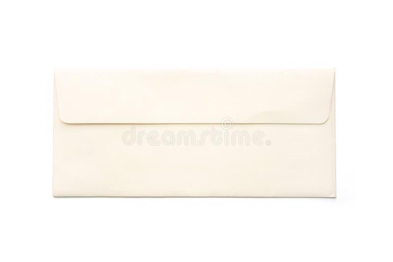 Liebesbrief lokalisiert auf weißem Hintergrund Abstraktionsabbildung für Hochzeit stockfotos