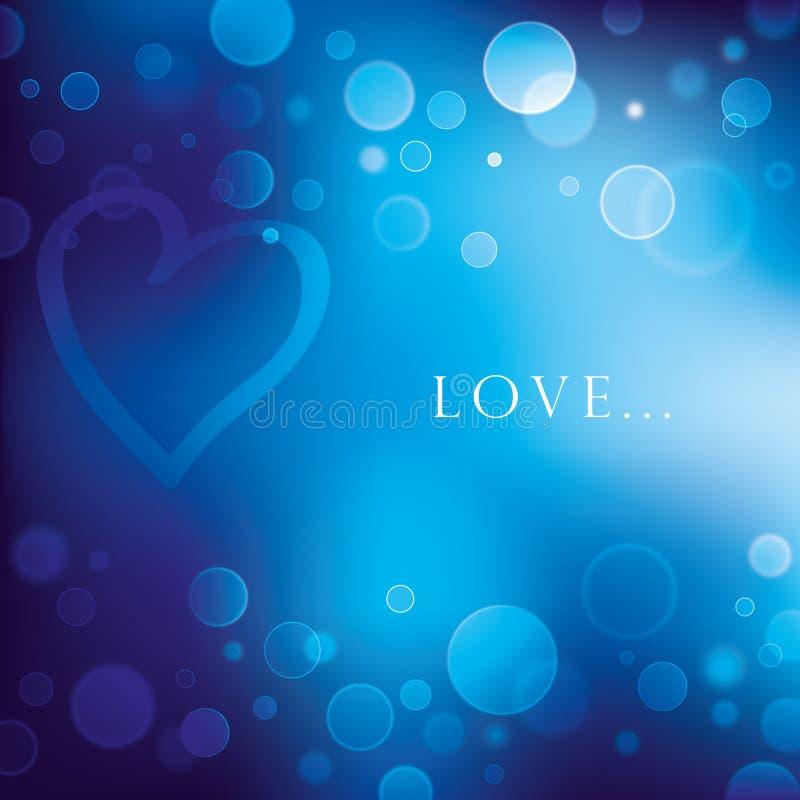 Download Liebeskarte stock abbildung. Illustration von abbildung - 27727643