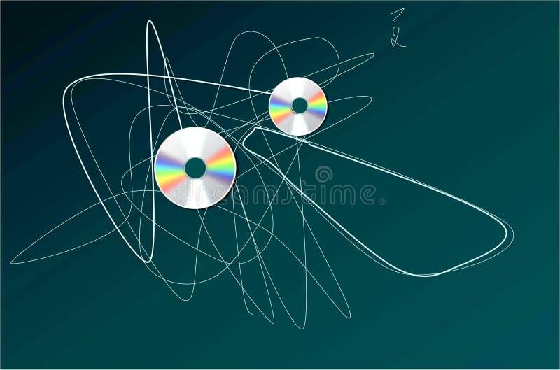 Lied over trouw vector illustratie