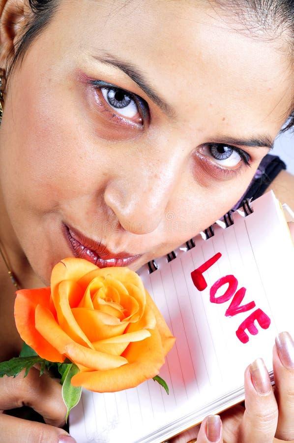 Liefde stock fotografie