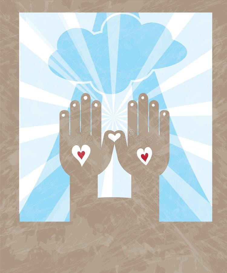 Liefde vector illustratie