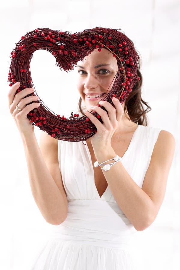 Liefde, betrothal, huwelijk royalty-vrije stock afbeelding