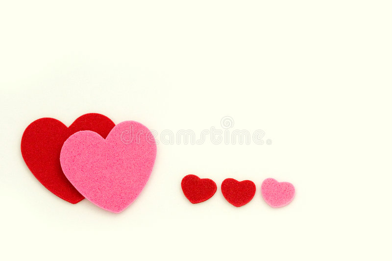 Liefde, Liefde en Meer Liefde royalty-vrije stock afbeelding