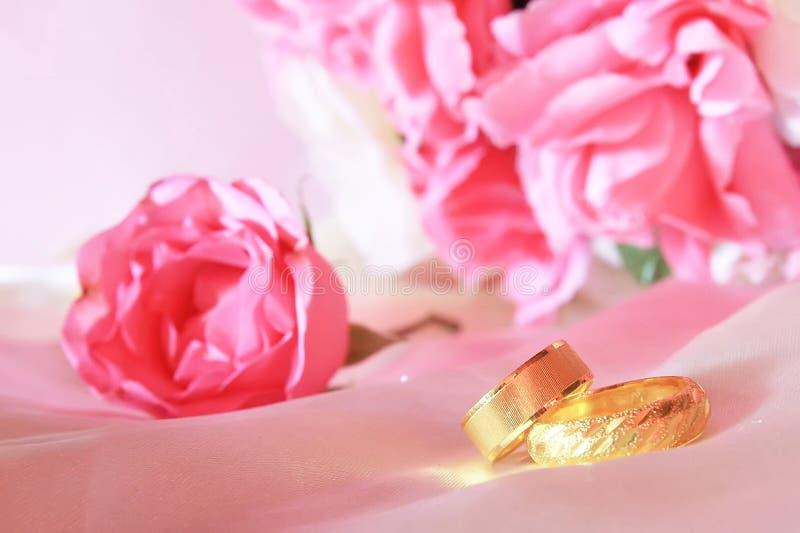 Liefde van ring stock foto's