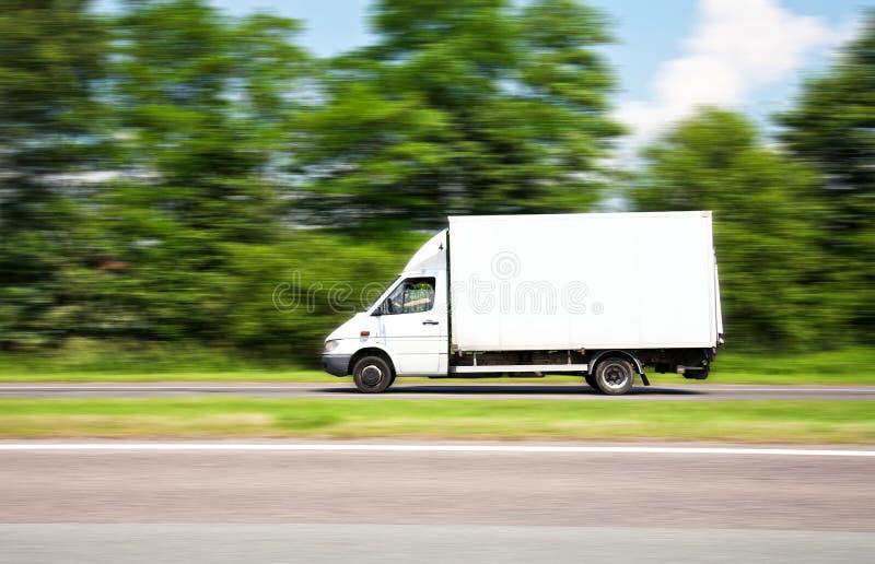 Lieferwagen lizenzfreie stockfotografie