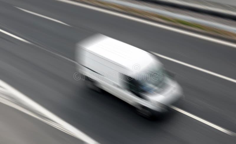 Lieferwagen stockbilder