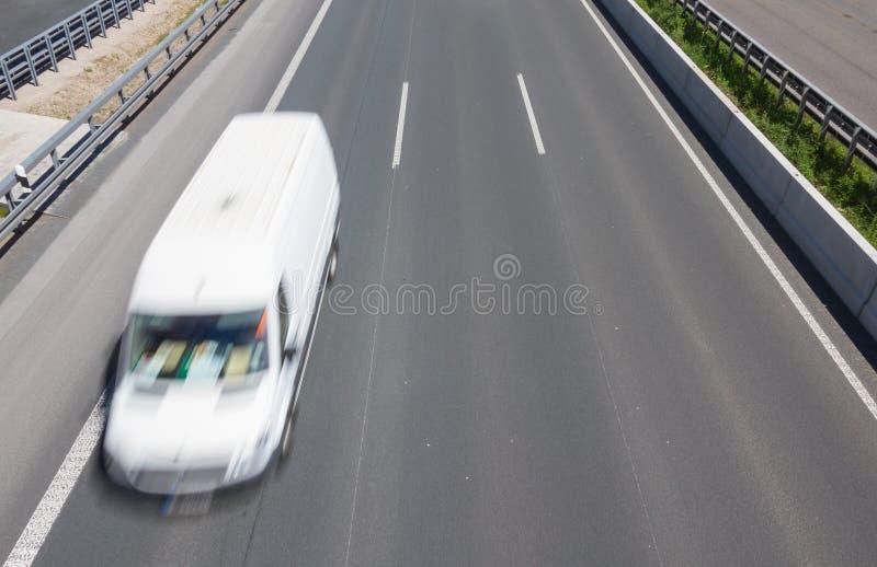 Lieferwagen ausdrücklich stockbilder