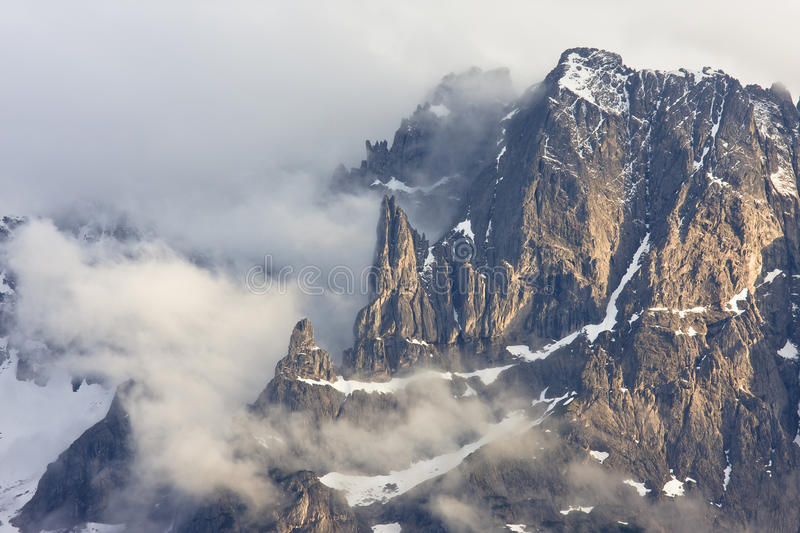 Lienzer Dolomites in East Tyrol, Austria royalty free stock image