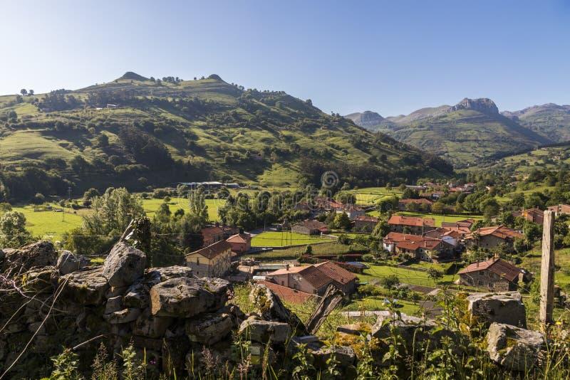 Lierganes, Cantabria, España fotos de archivo libres de regalías
