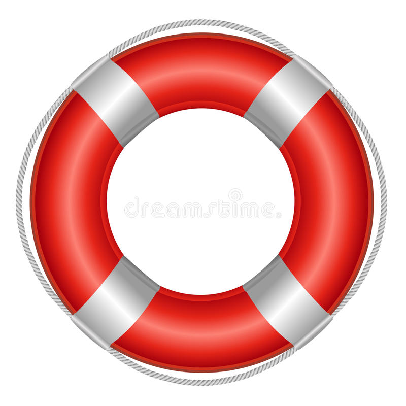 Free Life Buoy Royalty Free Stock Photography - 18784887