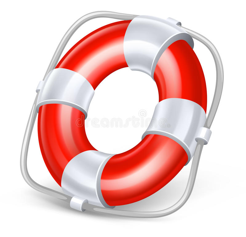 Download Life Buoy Stock Photo - Image: 23524060