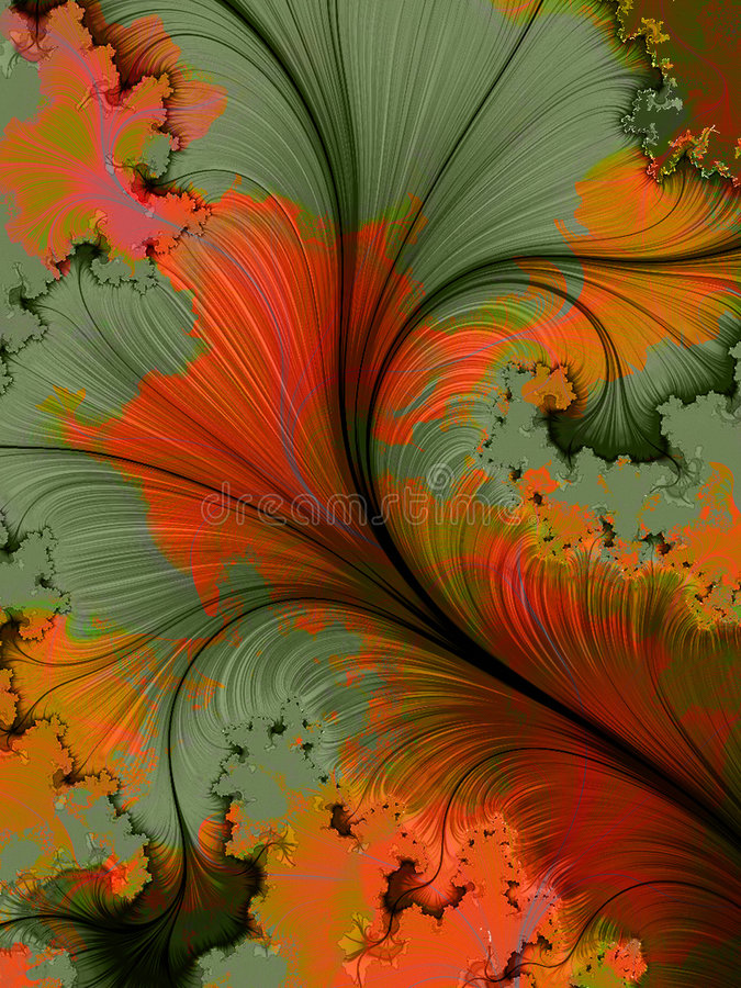 Life Flow vector illustration