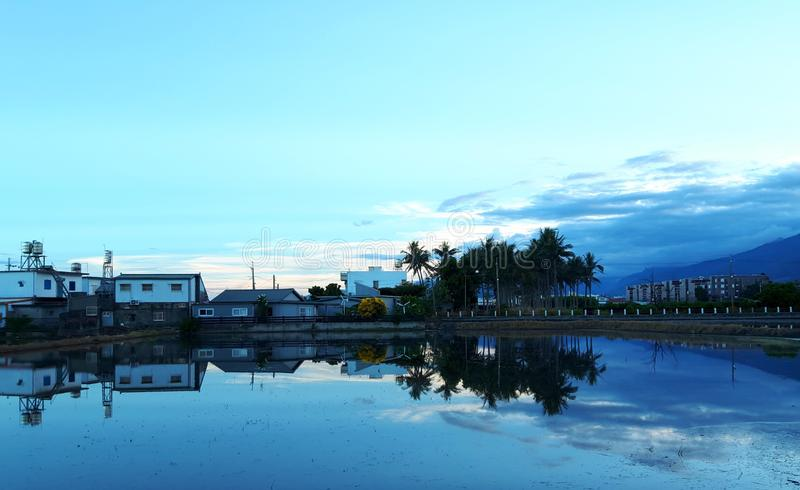 life in Formosa Island stock photography