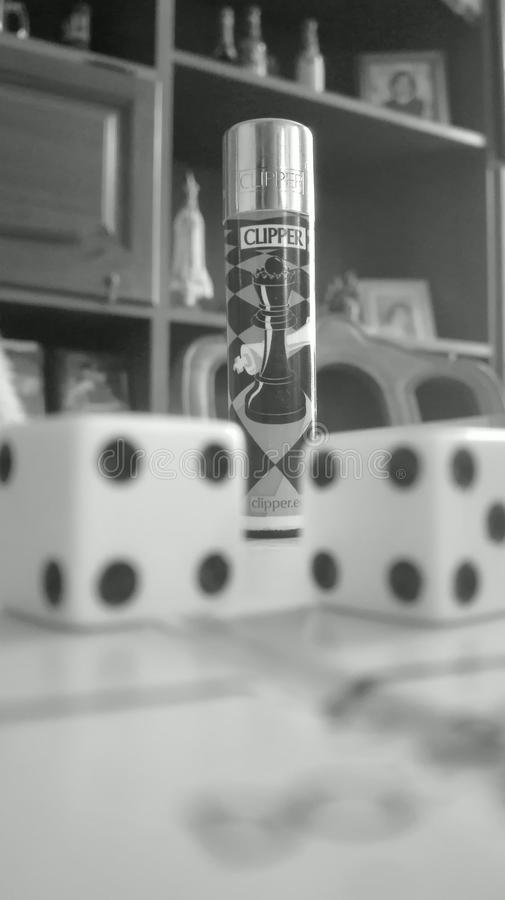 Life is a game royalty free stock photography