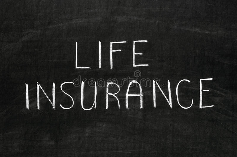 Life insurance stock images