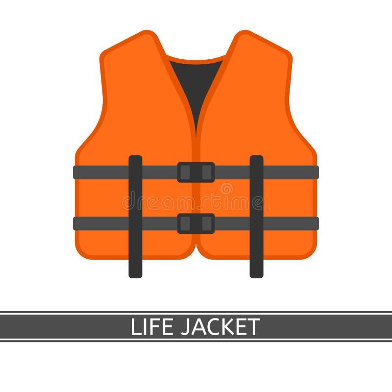 Free Life Jacket Isolated Stock Image - 104845871