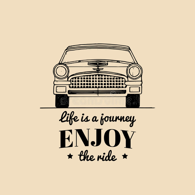Motivational Inspirational Quotes: Life Is A Journey, Enjoy The Ride Motivational Quote