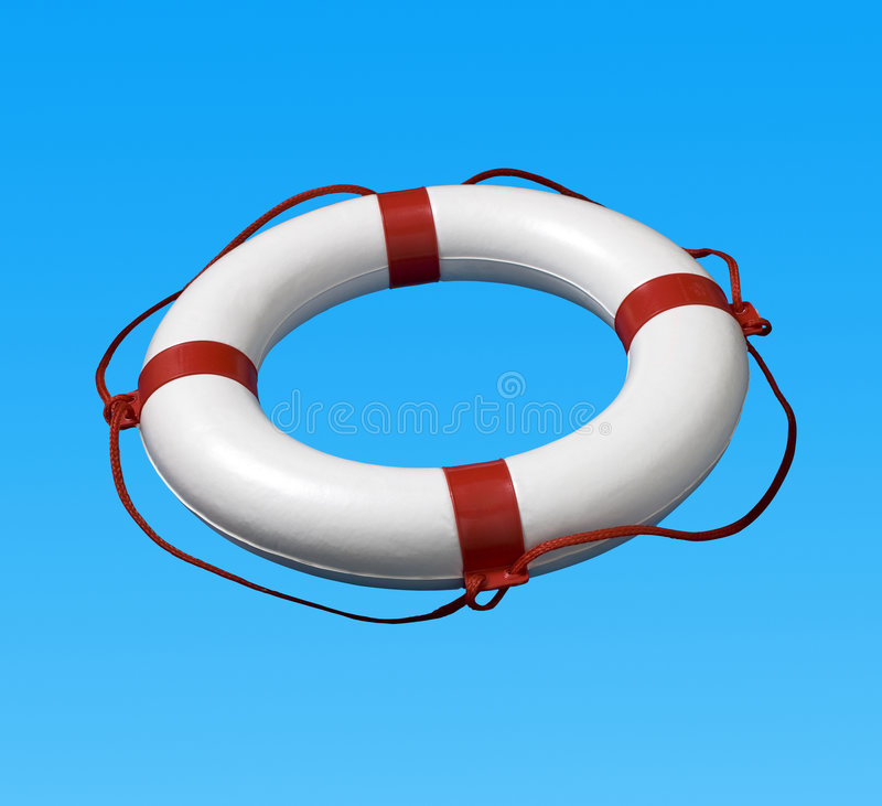 Life Buoy Preserver Ring royalty free stock images