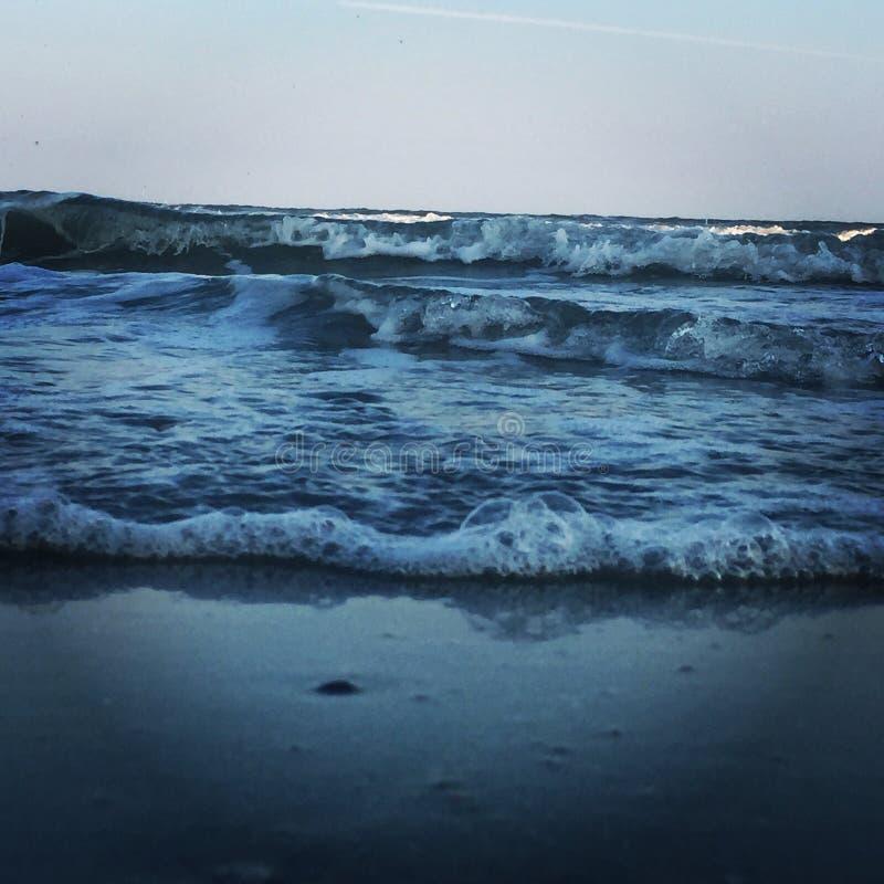 Life& x27; s una playa fotografía de archivo