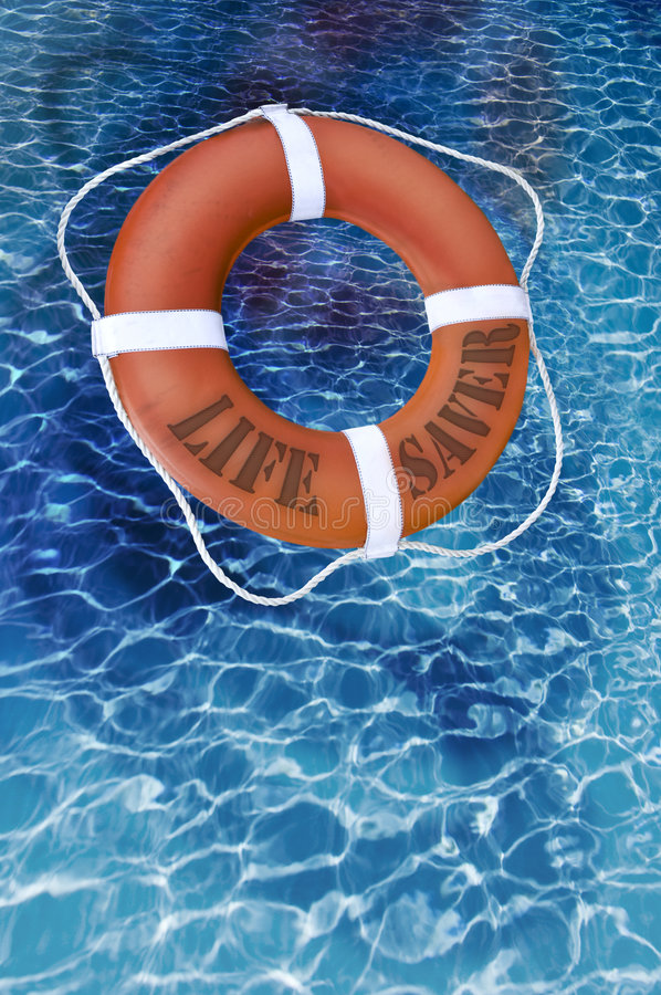 Life Saver Stock Image