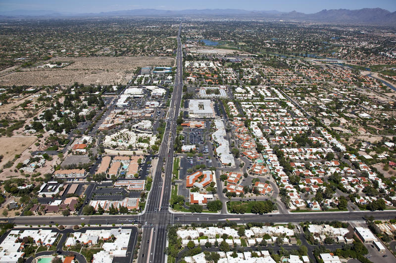Download Life In Scottsdale Stock Images - Image: 25427764