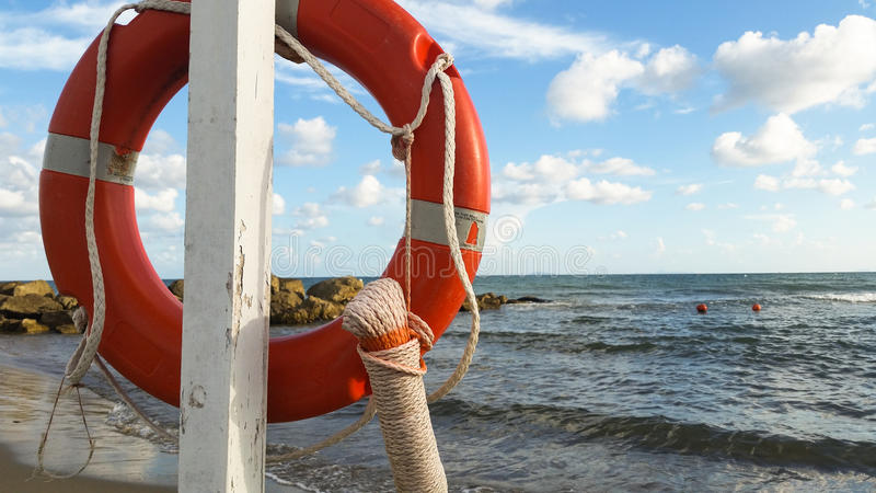 lifebelt zdjęcie stock