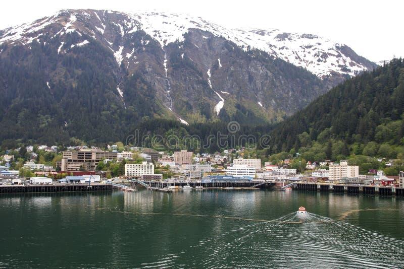 lifeboat Аляски курсируя juneau стоковые фото