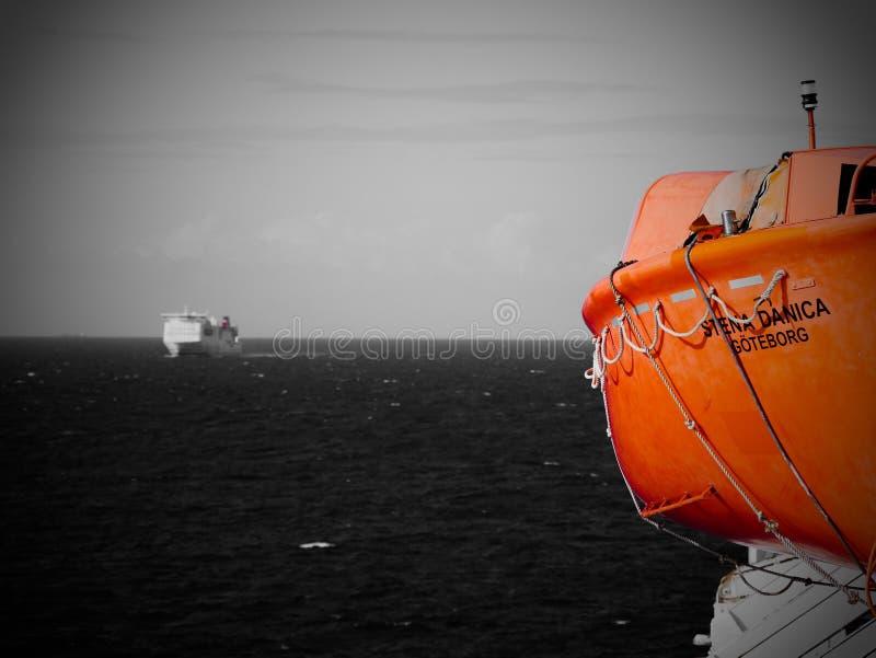 Lifeboat arkivbilder