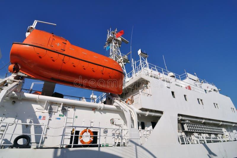 lifeboat obrazy royalty free