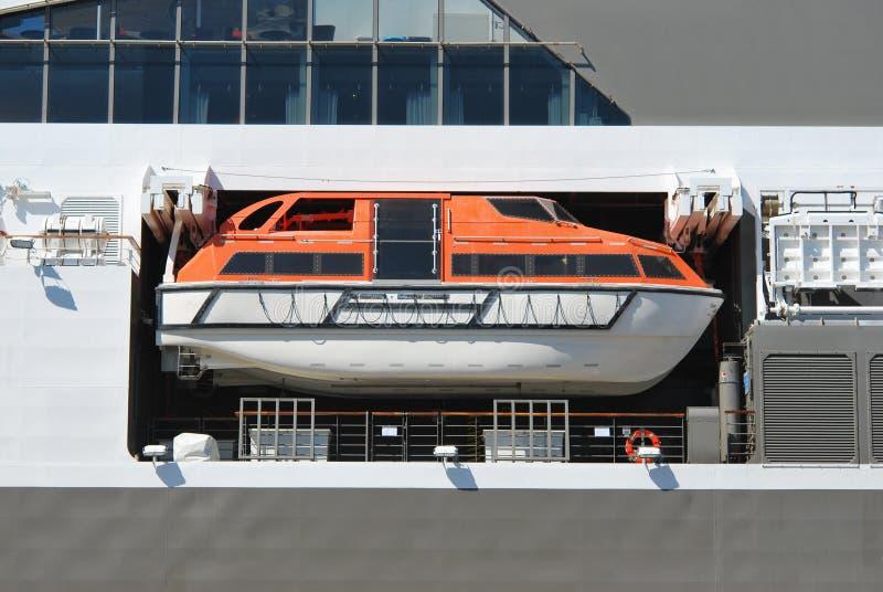 Lifeboat стоковая фотография rf