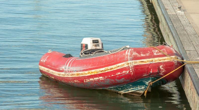 Lifeboat zdjęcie stock