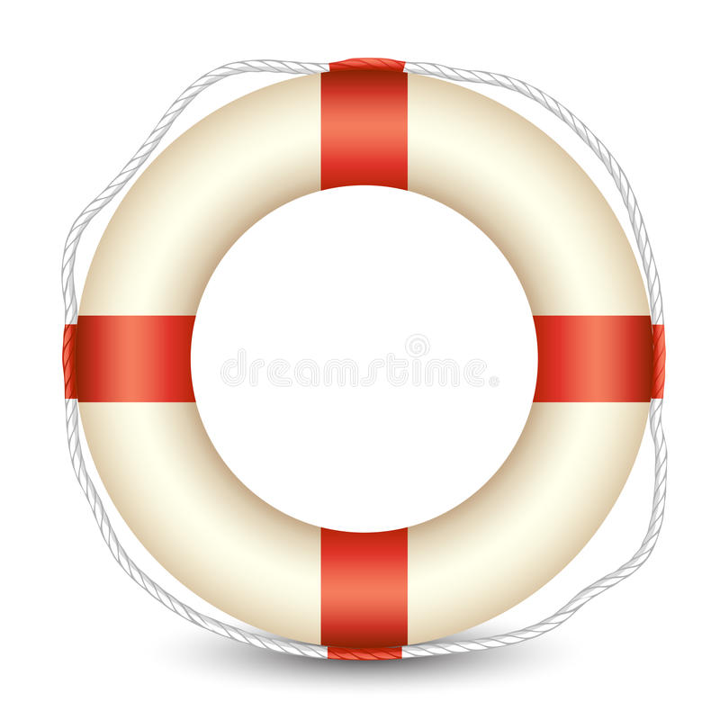Lifebouy Royalty Free Stock Images