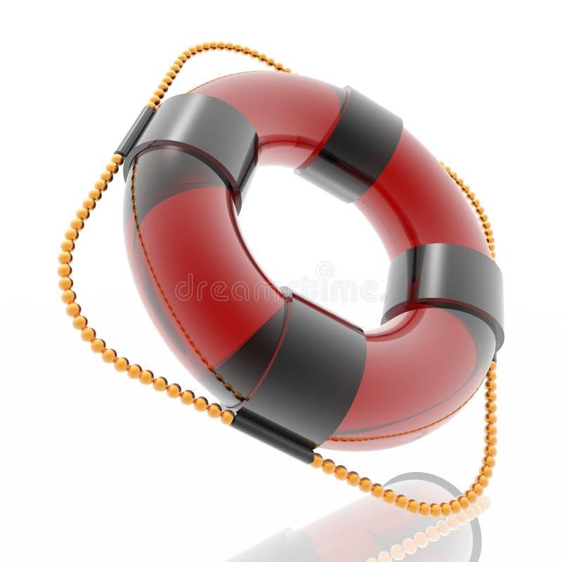 Download Lifebuoy кольцо иллюстрация штока. иллюстрации насчитывающей belton - 6856733
