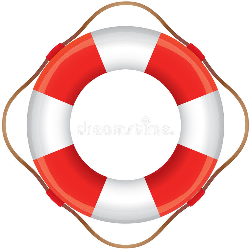Lifebuoy illustration de vecteur