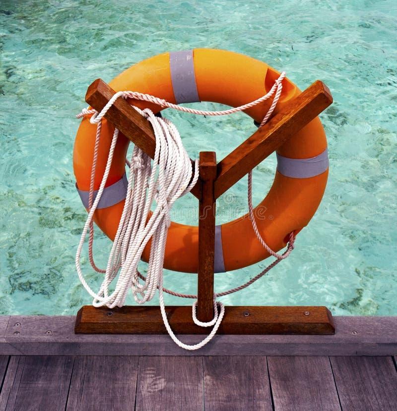 Lifebuoy imagem de stock