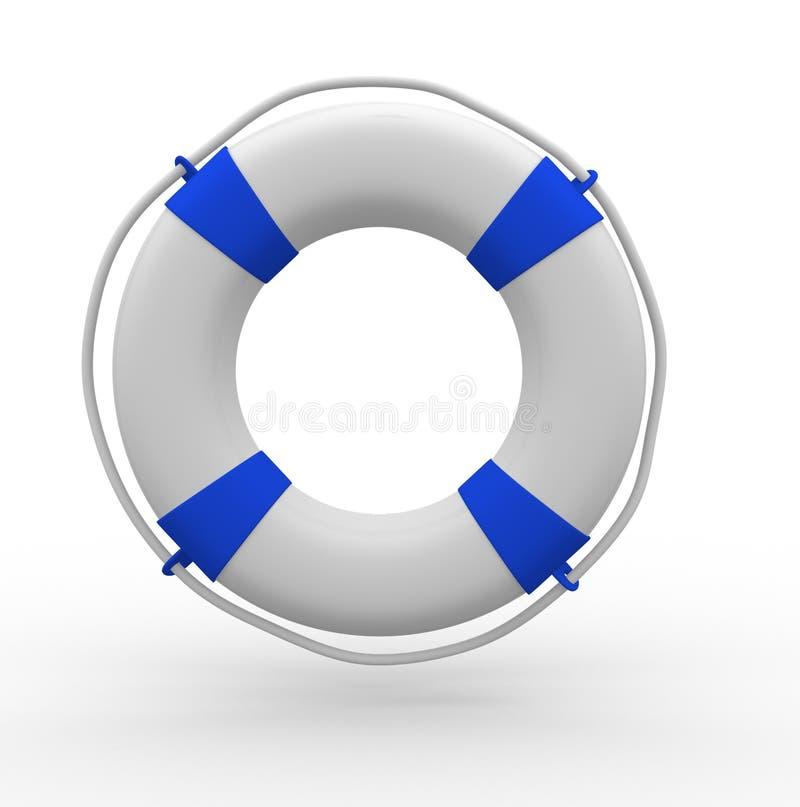 lifebuoy stock illustrationer